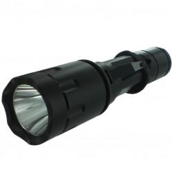 Small Sun ZY-A623 CREE R2 WC 250LM 3-Mode 1-LED White Light Flashlight (1 x 18650)