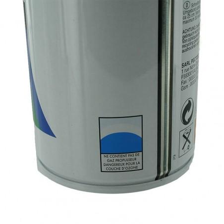 Paintball peinture 400ml gris foncé mat luftwaffe