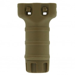 Quick Release Tactical Front Fore Grip - Earthy