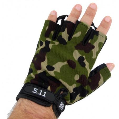 5.11 glove half finger M