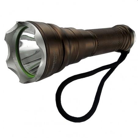 Tactical Flashlight Black Eagle Q5C7