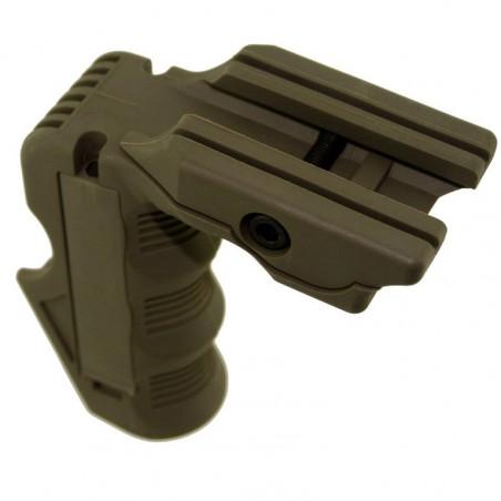 FMA MagWell and Grip for AEG / WA M4 FG [Black Eagle Corporation]