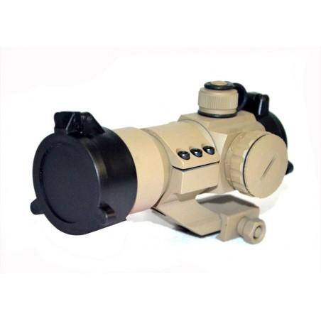 1x35 M3 red dot scope TAN B&E