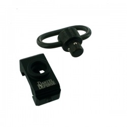 Daniel Defense rail mount QD sling swivel stud adapter