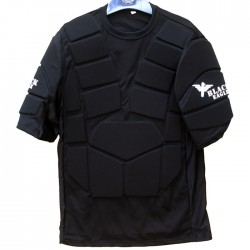 Paracostole Paintball Black Eagle - Nero taglia S M