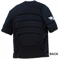 Paintball chest protector Black Eagle - Black taille S/M