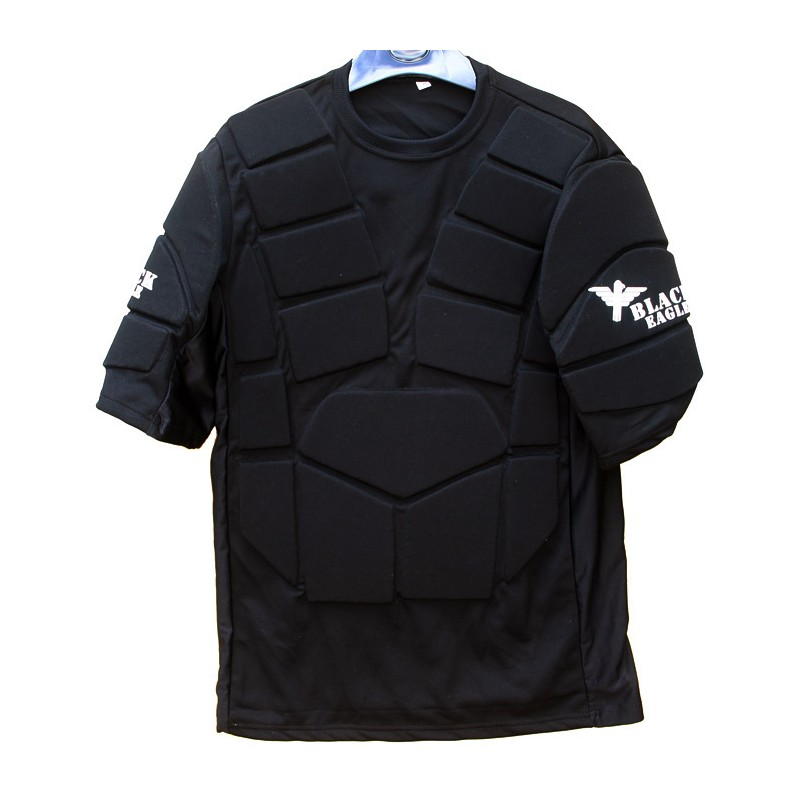 Chest protector paintball Black Eagle Corporation Black L/XL