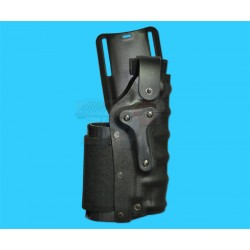 Safariland Waist-hanged version universal gun holster (BK)