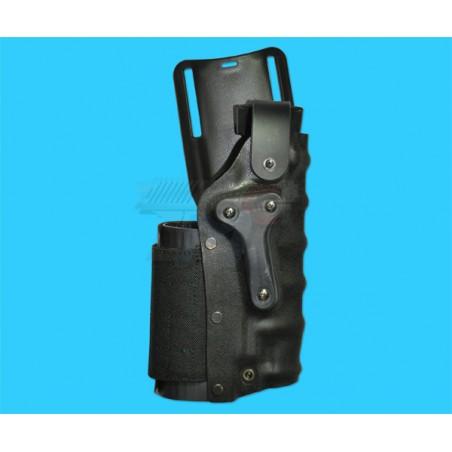 Safariland Waist-hanged version universal gun holster (BK)