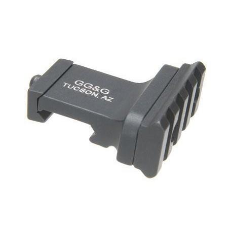 GG&G Offset Tactical Rail For Flashlight/Laser