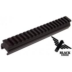 Le rail picatinny delta Black Eagle