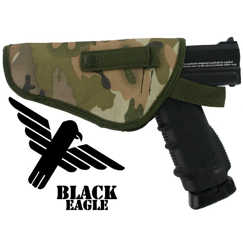 Custodia per armi 2014 Black Eagle Molle - V Cam