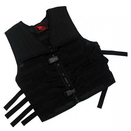 Gilet tactique airsoft Bravo Black Eagle Corporation Black
