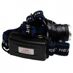 XML-T6 LED Head Light