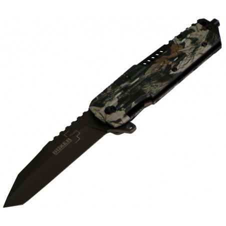 Couteau Camo