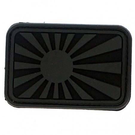 Patch PVC japan war noir