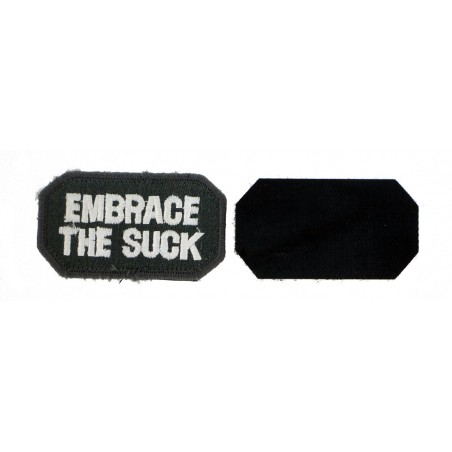 Patch embrace the suck