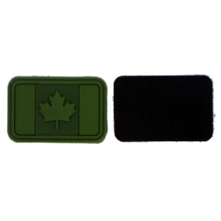 Patch Canada olive P