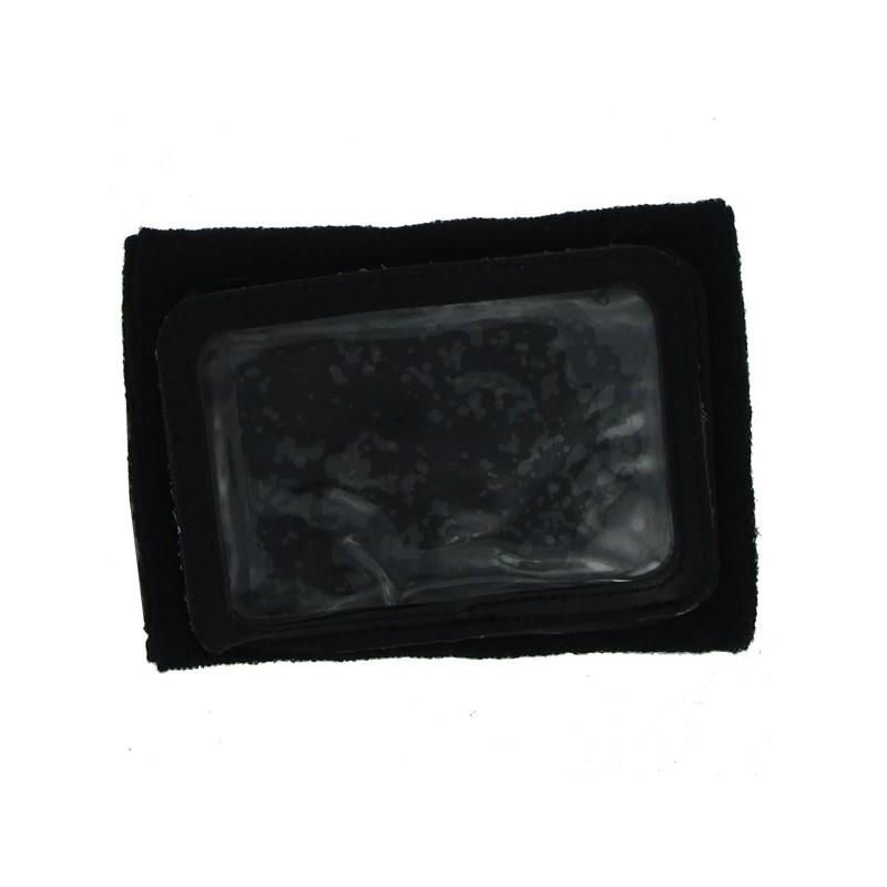 Bracelete de braço elastico preta