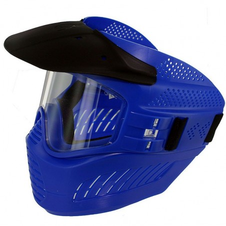 Masque de paintball GXG Bleu