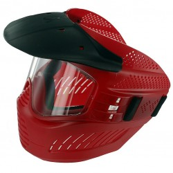 Masque de paintball GXG Rouge