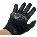 Airsoft Mil Star Black Gloves BE XL