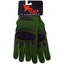 Gants Airsoft Mil Star Olive Gloves BE M
