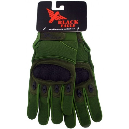 Gants Airsoft Mil Star Olive Gloves BE M