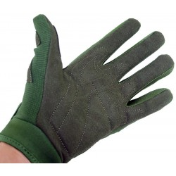 Guanti Airsoft Mil Star Olive Gloves BE XL