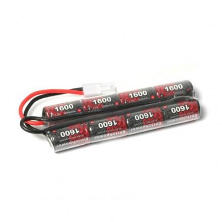 Batterie NIMH 9.6V 1600 MAH