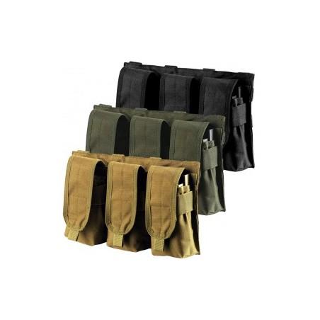 Porte Chargeur M4 Triple Toe Pro TAN