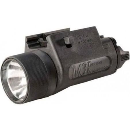 M3 LED flashlight  [Black Eagle Corporation]
