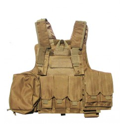 Gilet Patriot Tan