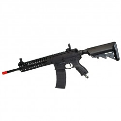 V-12 Valken Airsoft Engine : Rifle - Valken V12 Optima BLOCK-II BLK
