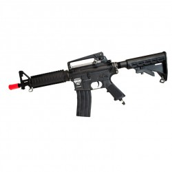 V-12 Valken Airsoft Engine : Rifle - Valken V12 ULTRA SBR BLK