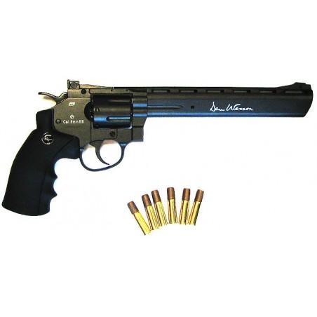 Dan Wesson 8 Noir pistolet CO2 Low Power