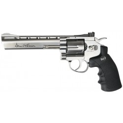 Dan Wesson 6'' Chromé