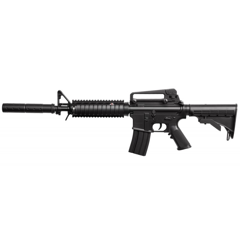 Réplique d'épaule AEG DLV DS4 carabine complet