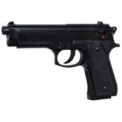 Réplique airsoft ressort M92 FS, hop-up, noir