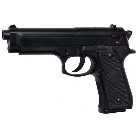 Réplique airsoft ressort M92 FS hop-up noir
