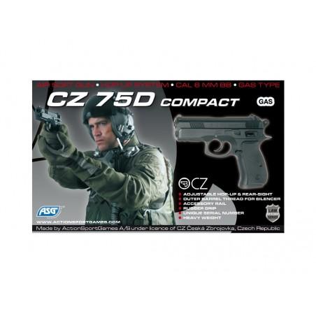 GNB Gas CZ 75D Compact