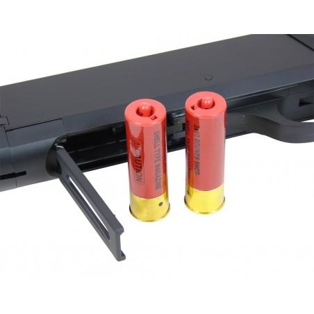 Réplique fusil à pompe Franchi SAS 12 3-burst