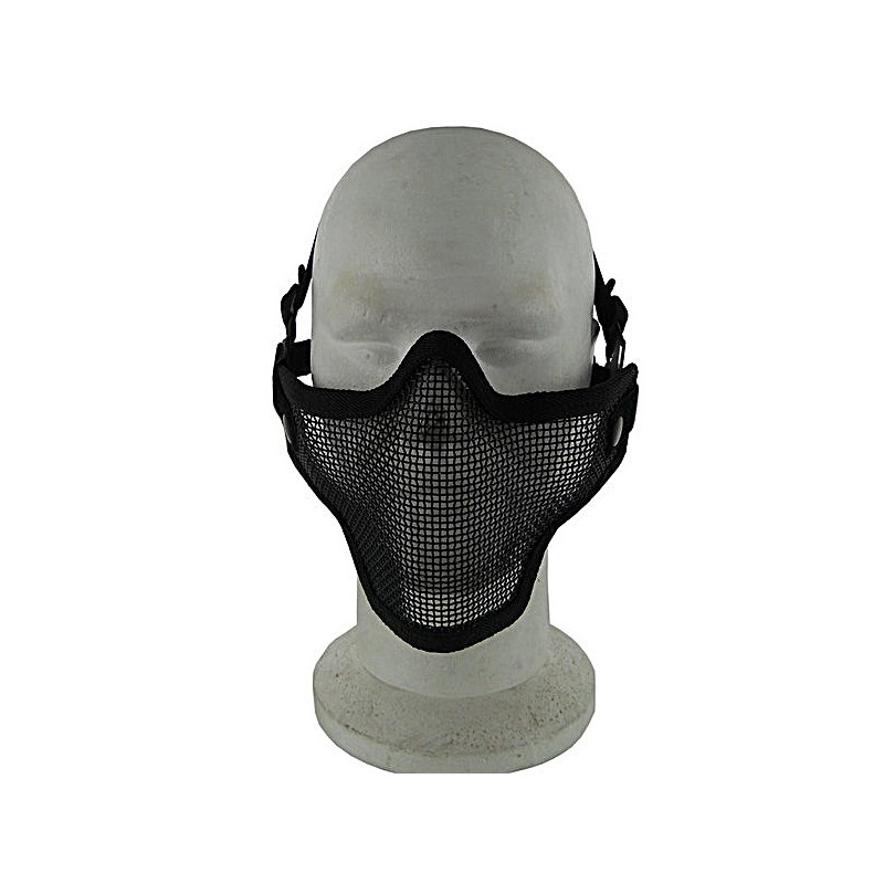 Grille airsoft pour protection
