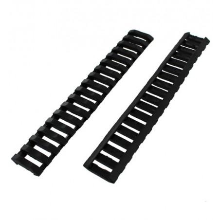 Ladder rail protector [Black Eagle Corporation] Black
