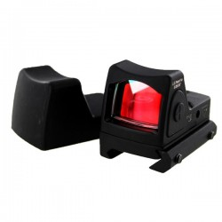 Trijicon style adjustable  red dot sight