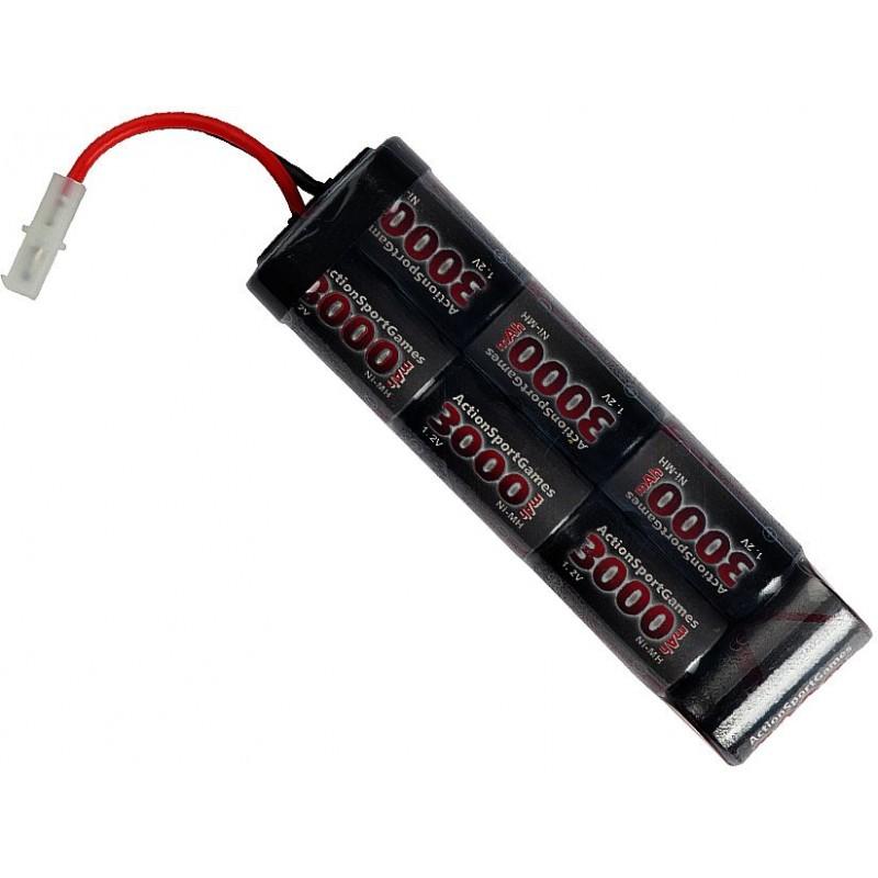 Batterie,8,4V 3000mAh NiMH