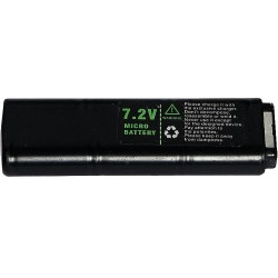 Battery, 7,2V 700 mAh, Scorpion Vz61, INGRAM M10