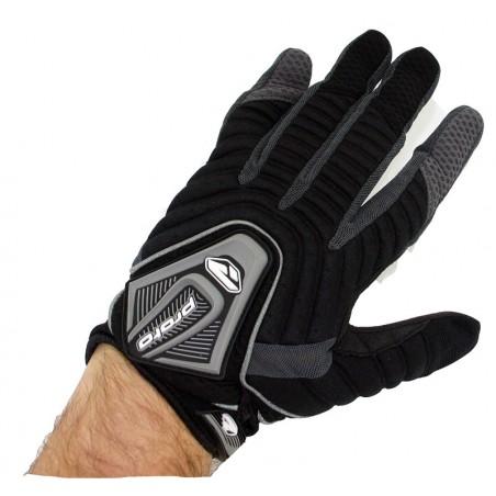 Paintball gants PROTO gris M