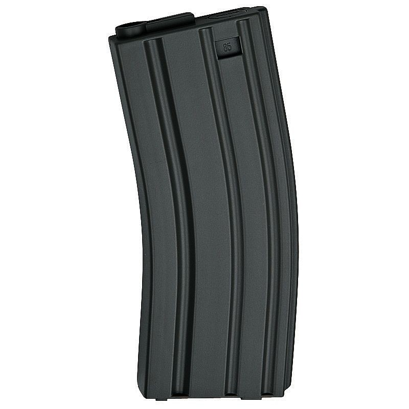 ASG 17124 Magazine Low Cap AEG 10 pcs M15 M16 30 rounds grey