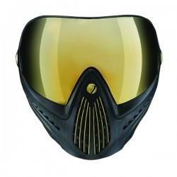 Masque DYE I4 Black Gold